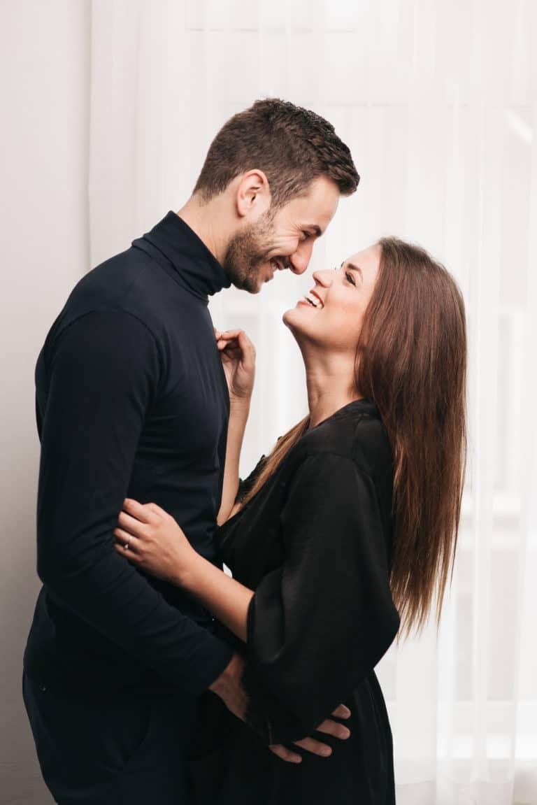 Trouwfotografie - Romantische verlovingsshoot