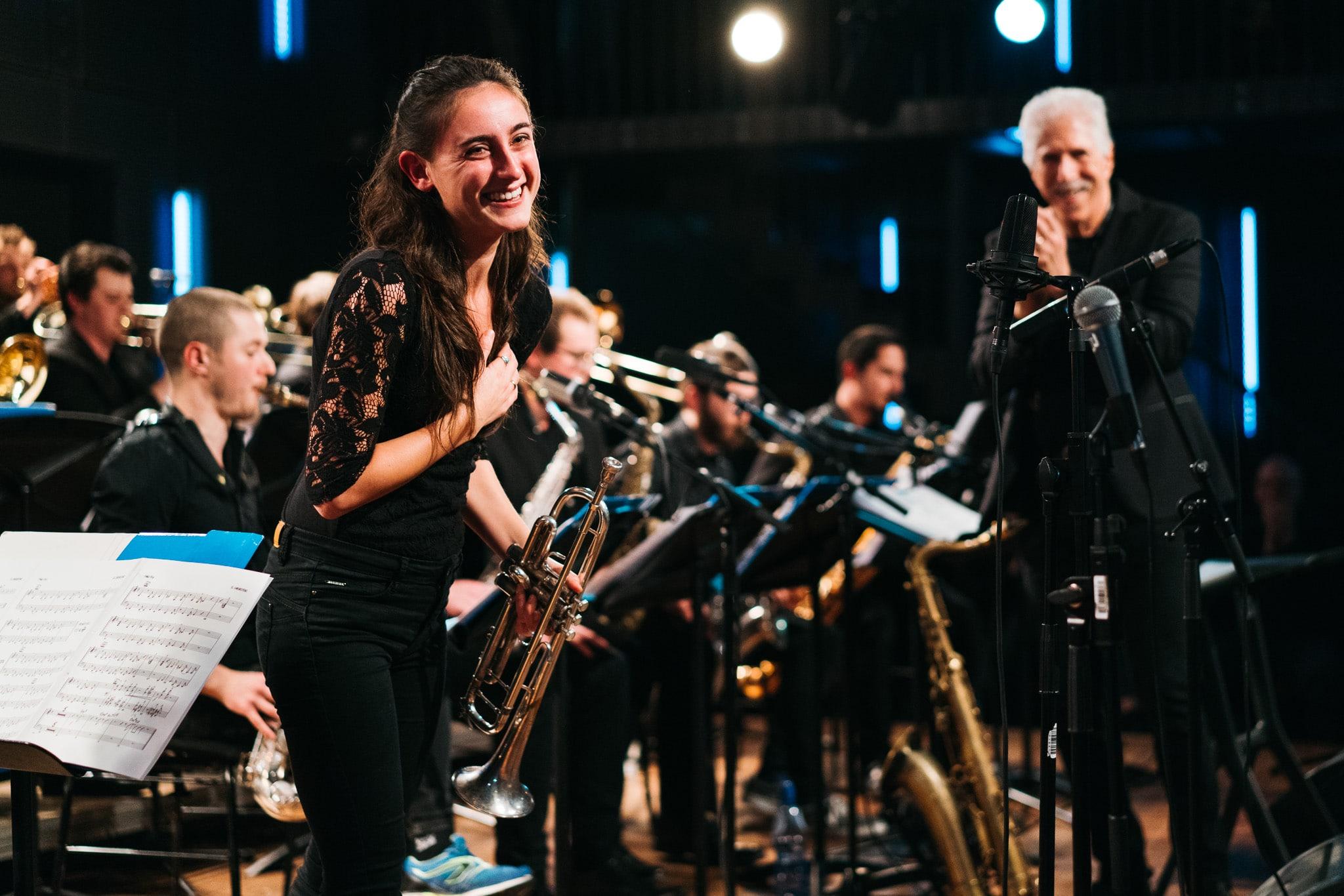 Evenementfotografie : Eindejaarsconcert met de Big Band